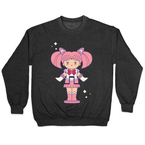 Sailor Chibi Moon Pocket Parody Pullover