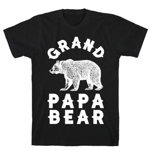 Grandpapa Bear T-Shirt