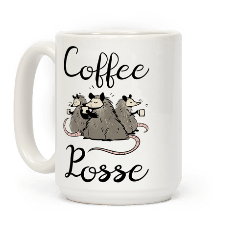Coffee Posse Coffee Mug