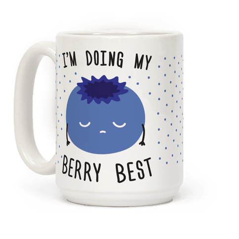 Im Doing My Berry Best