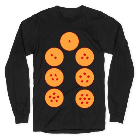 Ballz Of The Dragon Long Sleeve T-Shirt