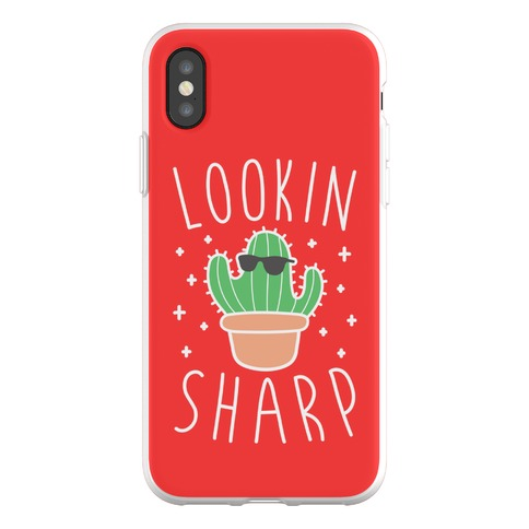 Lookin Sharp Phone Flexi-Case