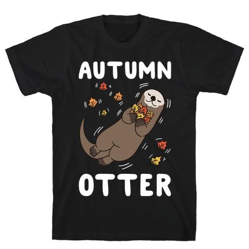 Autumn Otter T-Shirt