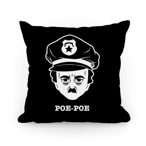 Poe-Poe Pillow