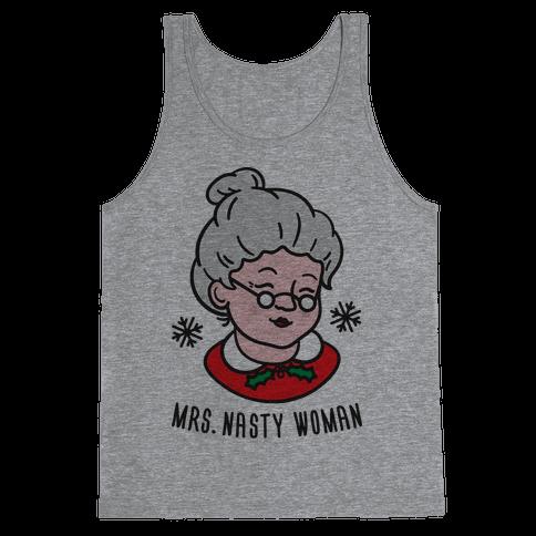 Mrs. Nasty Woman Tank Top