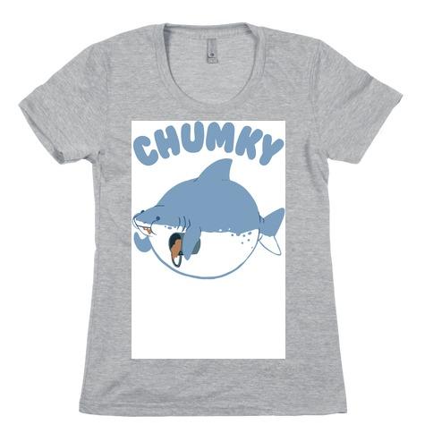 Chumky Womens T-Shirt