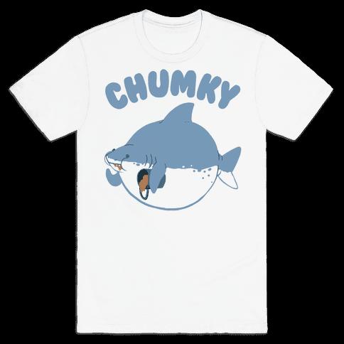 Chumky Mens/Unisex T-Shirt
