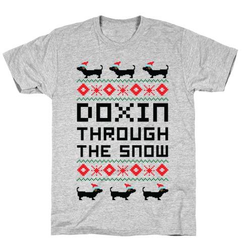 Doxin Through the Snow T-Shirt