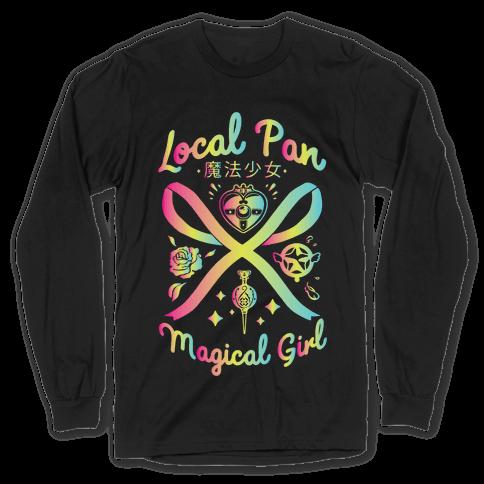 Local Pan Magical Girl Long Sleeve T-Shirt