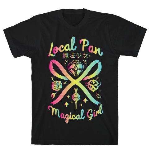 Local Pan Magical Girl T-Shirt