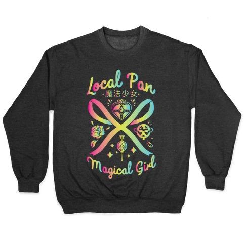 Local Pan Magical Girl Pullover