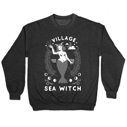 Village Sea Witch Pullover