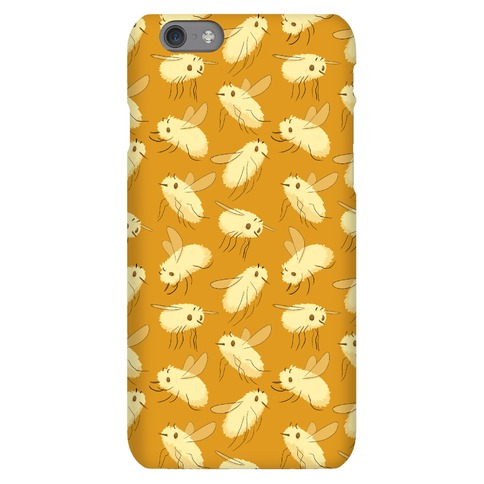 Bee Fly Pattern Phone Case