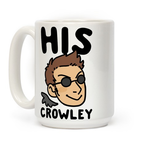 His Crowley (1 of 2 Pair) Coffee Mug