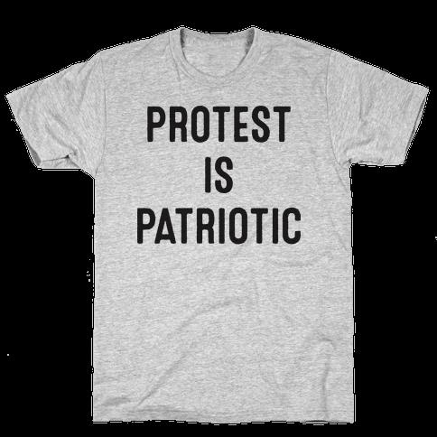 Protest Is Patriotic
