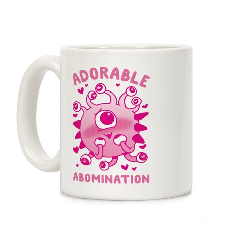Adorable Abomination Coffee Mug