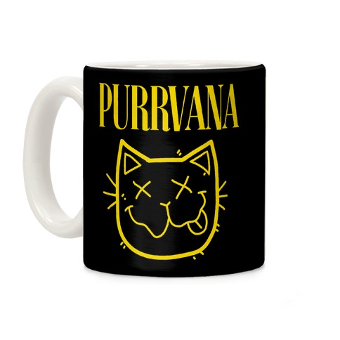 Purrvana Coffee Mug