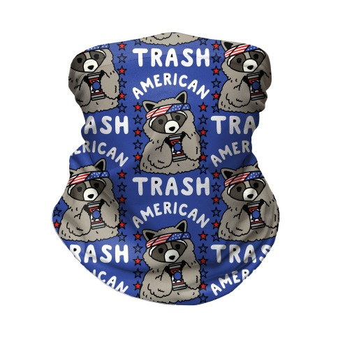 American Trash Neck Gaiter