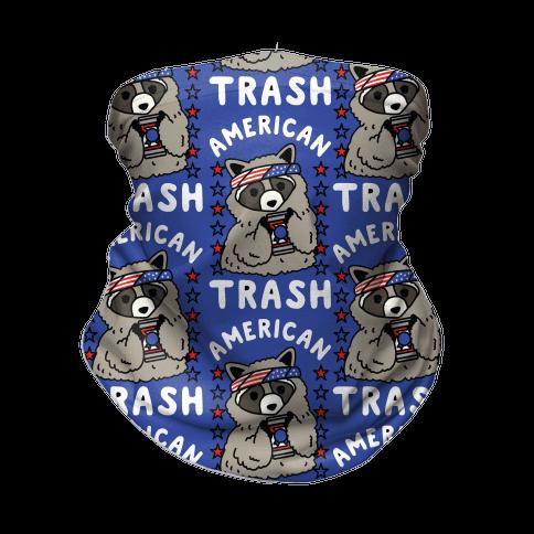 American Trash Neck Gaiter