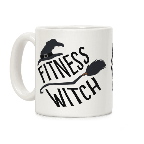 Fitness Witch Coffee Mug