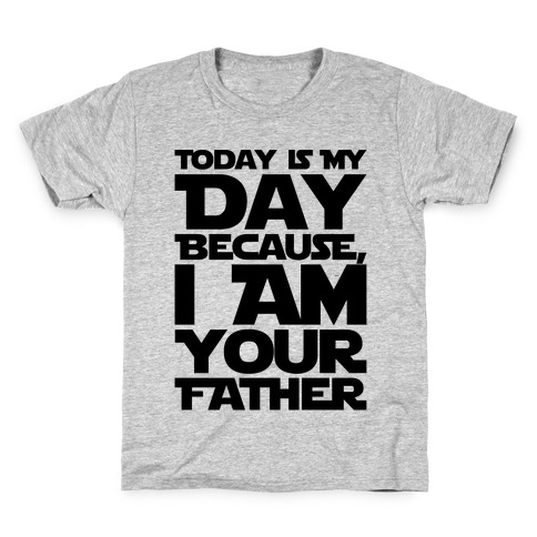 I Am Your Father Father's Day Parody Kids T-Shirt