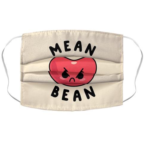Mean Bean Accordion Face Mask