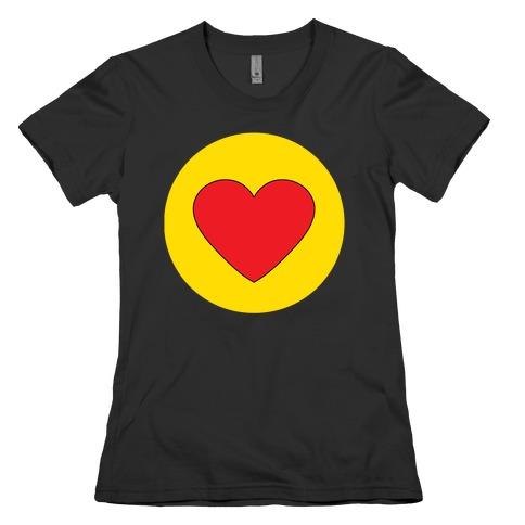 HEART! Womens T-Shirt
