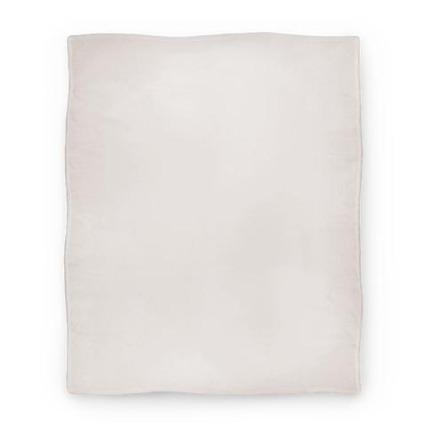 Blank Product 1 Blanket
