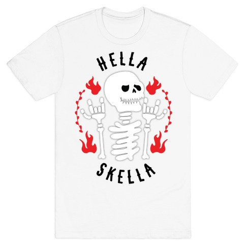 Hella Skella T-Shirt
