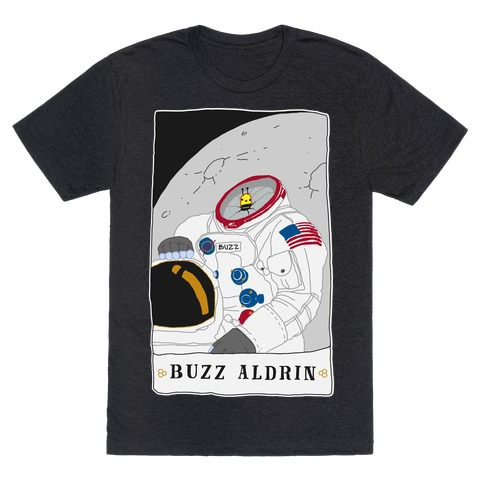 Buzz Aldrin Bee T-Shirt
