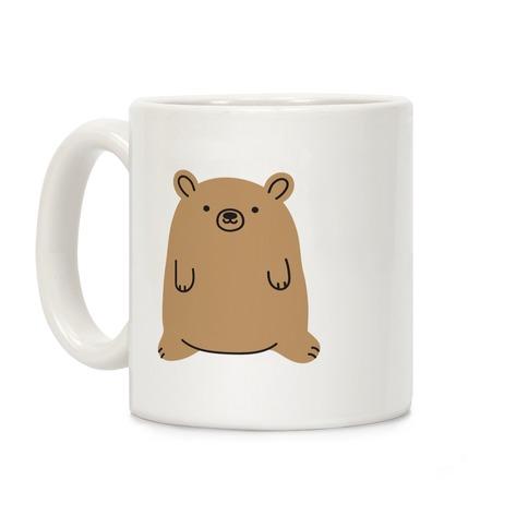 Fat Bear Coffee Mug