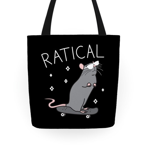 Ratical Rat Tote
