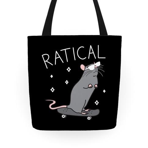 Ratical Rat Tote
