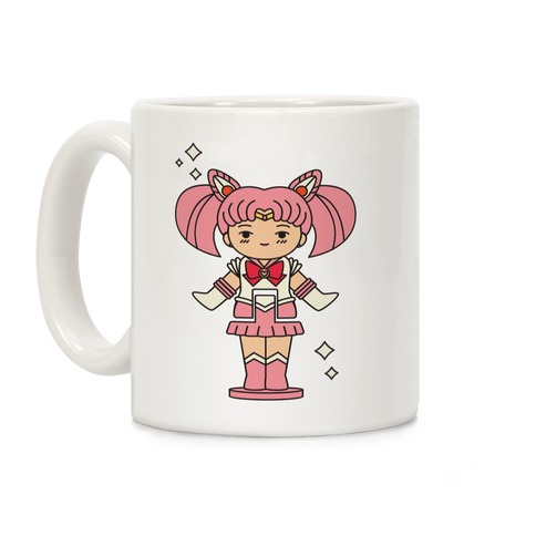 Sailor Chibi Moon Pocket Parody Coffee Mug