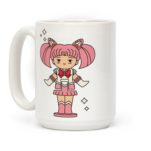 Sailor Chibi Moon Pocket Parody Coffee Mug