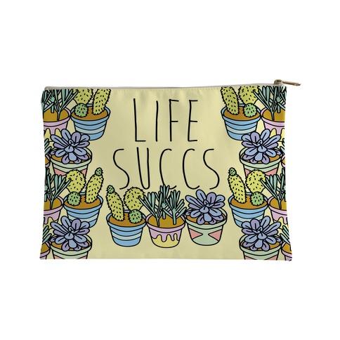 Life Succs Accessory Bag