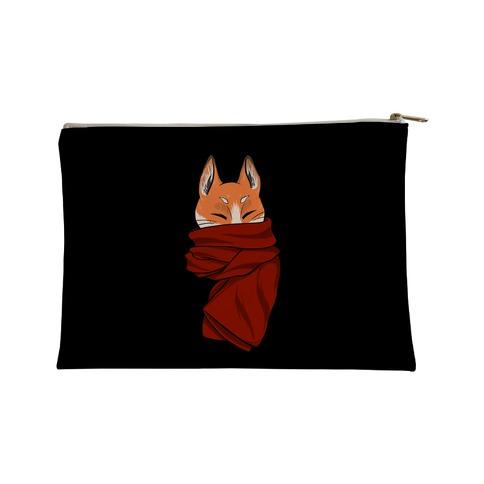 Autumn Fox Accessory Bag