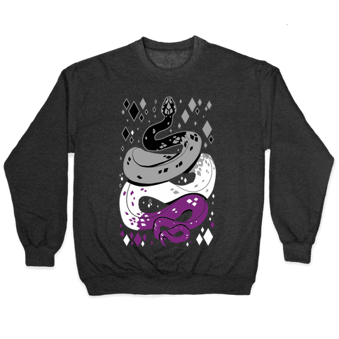 Pride Snakes: Ace Pullover