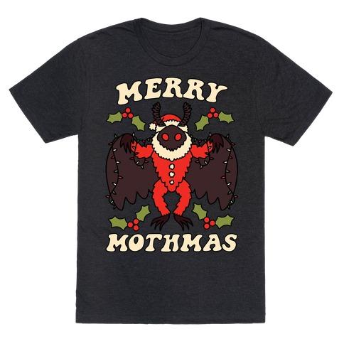 Merry Mothmas T-Shirt
