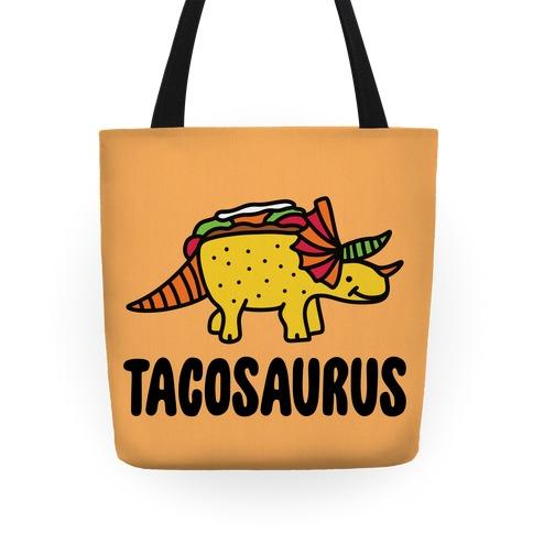 Tacosaurus Tote