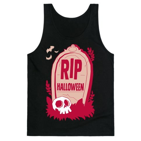 RIP Halloween Tank Top