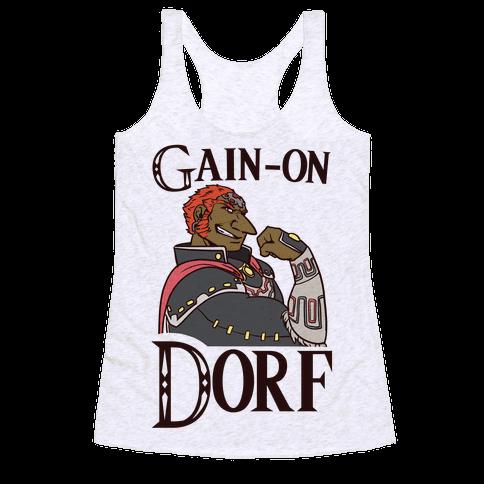 Gain-ondorf Racerback Tank Top