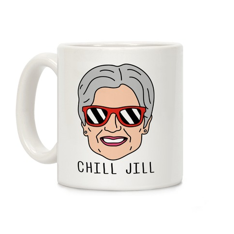 Chill Jill Coffee Mug
