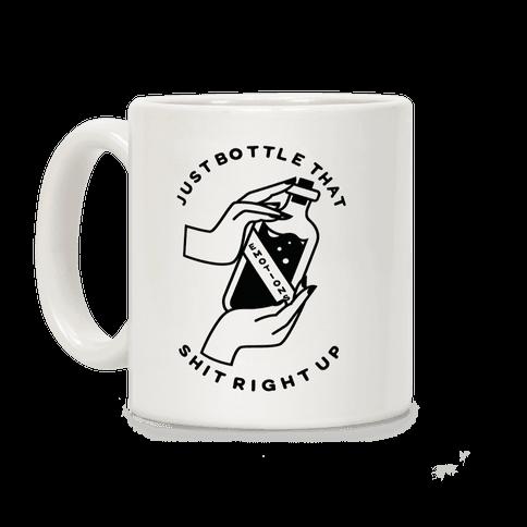 Bottled Emotions Coffee Mug