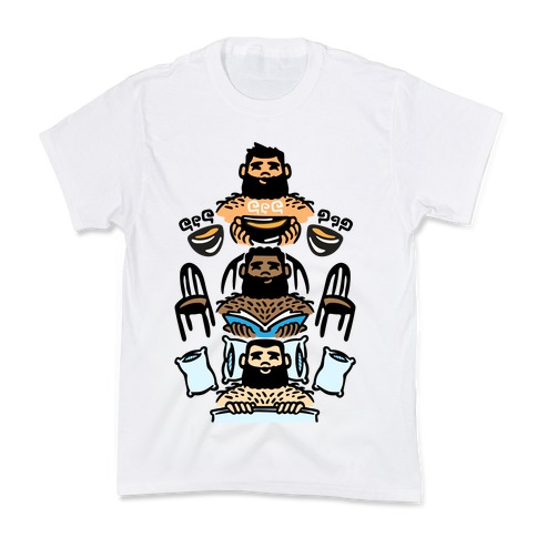The 3 Bears Kids T-Shirt