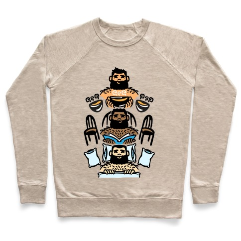The 3 Bears Pullover
