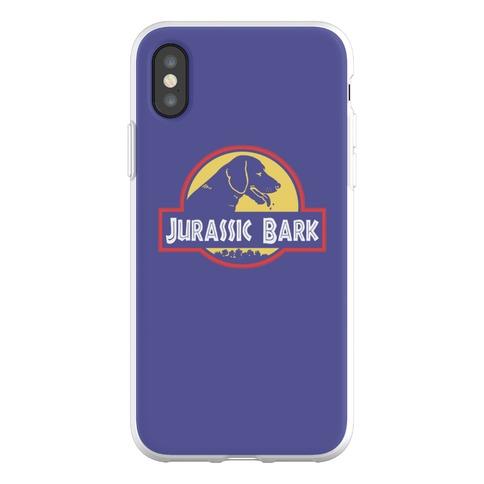 Jurassic Bark Phone Flexi-Case