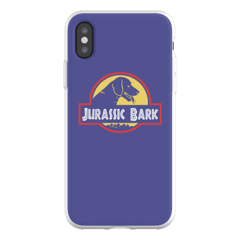 Jurassic Bark Phone Flexi-Case