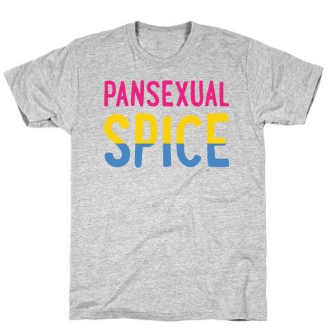 Pansexual Spice Mens/Unisex T-Shirt