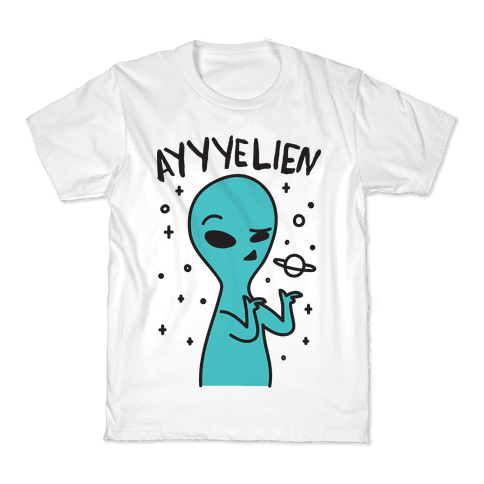 Ayyyelien Kids T-Shirt